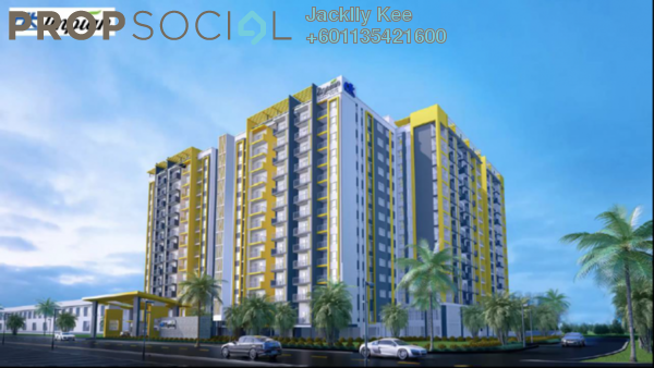 SoHo/Studio For Sale in DK Impian, Shah Alam Freehold Fully Furnished 1R/1B 0translationmissing:en.pricing.unit