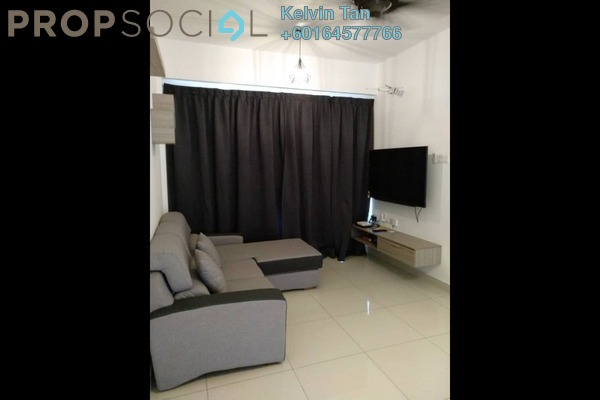 Condominium For Rent in Tropicana Bay Residences, Bayan Indah Freehold Fully Furnished 2R/1B 1.3k