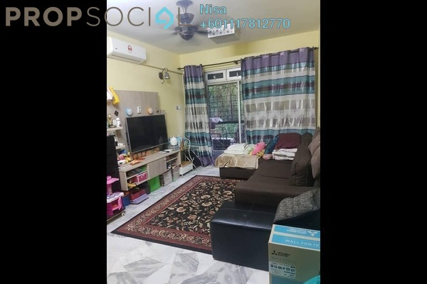 Apartment For Sale in Kesuma Apartment, Bandar Kinrara Freehold Unfurnished 3R/2B 325k