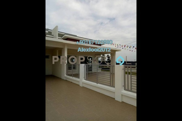 Terrace For Sale in Kluang Parade, Kluang Freehold Unfurnished 3R/2B 276k