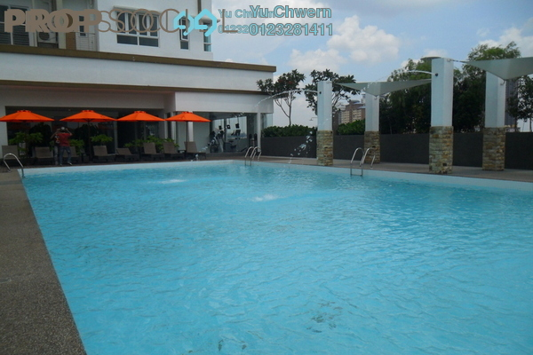 Condominium For Rent in Gaya Bangsar, Bangsar Leasehold Semi Furnished 3R/3B 5k