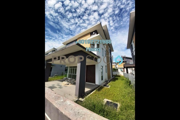 Bungalow For Rent in Kuang, Selangor Freehold Unfurnished 5R/5B 2.5k
