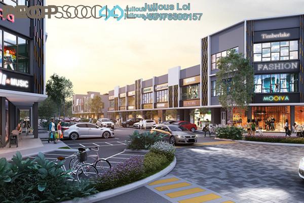 Shop For Sale in Jade Hills, Kajang Freehold Unfurnished 0R/0B 1.29m