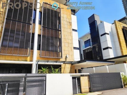 Semi-Detached For Sale in Lumina Kiara, Mont Kiara Freehold Semi Furnished 4R/6B 4.5m