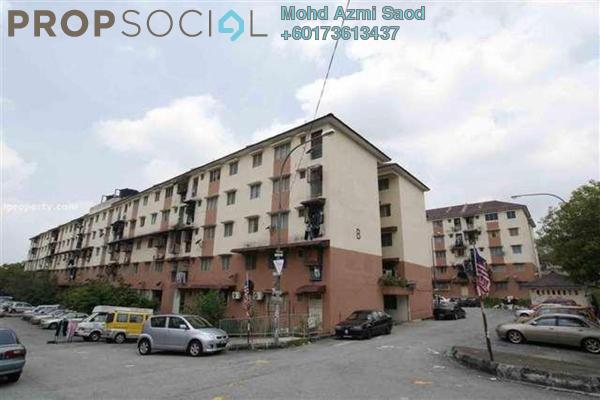 Apartment For Sale in Taman Cheras Hartamas, Cheras Freehold Semi Furnished 3R/2B 165k