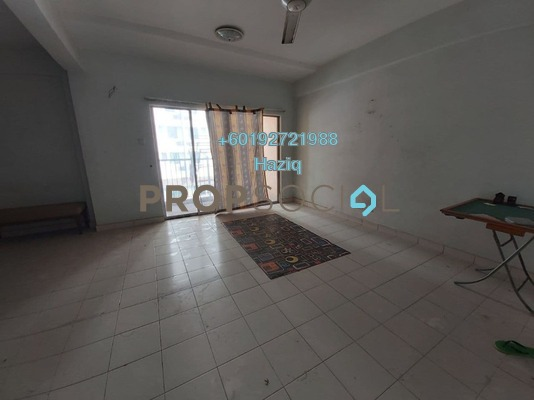 Apartment For Rent in Andari Townvilla, Selayang Heights Freehold Unfurnished 5R/3B 1.3k