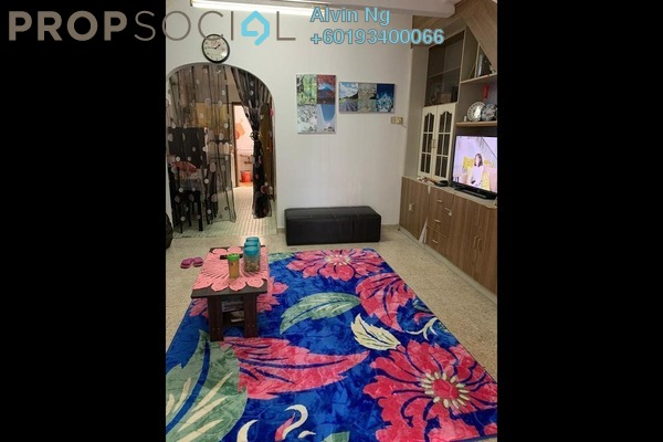Terrace For Rent in Taman Wangsa Melawati, Wangsa Maju Freehold Semi Furnished 3R/2B 1.5k