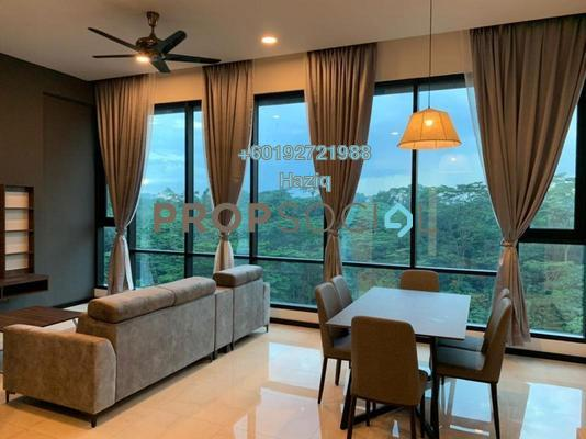 Condominium For Rent in OPUS @ KL, Kuala Lumpur Freehold Fully Furnished 3R/2B 3.25k