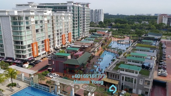 Office For Sale in Oasis Ara Damansara, Ara Damansara Freehold Semi Furnished 0R/0B 650k