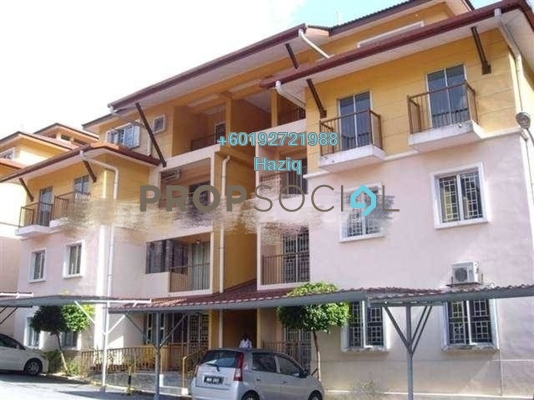 Apartment For Sale in Andari Townvilla, Selayang Heights Freehold Unfurnished 5R/5B 420k