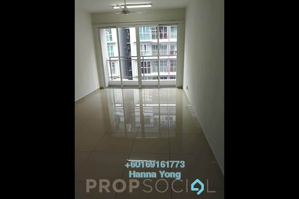 Serviced Residence For Rent in Pacific Place, Ara Damansara Freehold Semi Furnished 2R/2B 1.7k