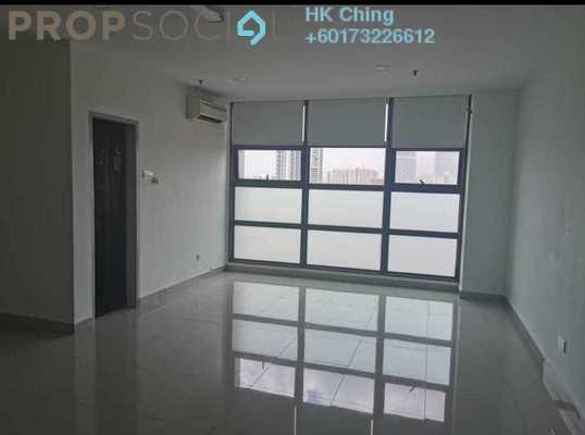 Condominium For Sale in PJ5 SOHO, Kelana Jaya Freehold Semi Furnished 1R/1B 285k