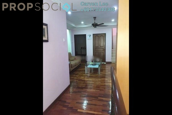 Terrace For Sale in Damai Rasa, Alam Damai Leasehold Semi Furnished 4R/3B 830k