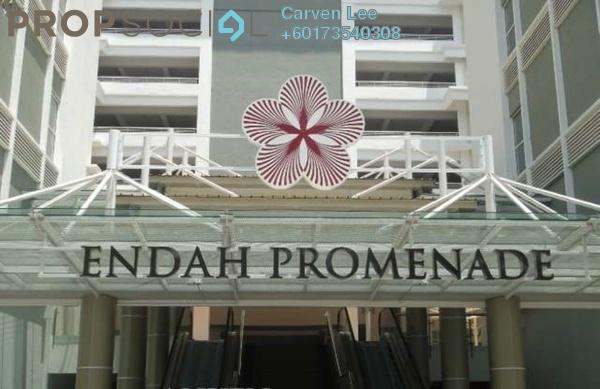 Serviced Residence For Sale in Endah Promenade, Sri Petaling Leasehold Semi Furnished 3R/2B 635k