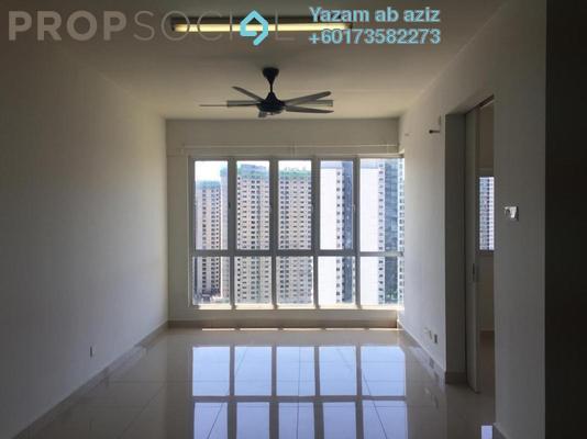 Condominium For Rent in Maxim Citilights, Sentul Freehold Unfurnished 3R/2B 1.4k