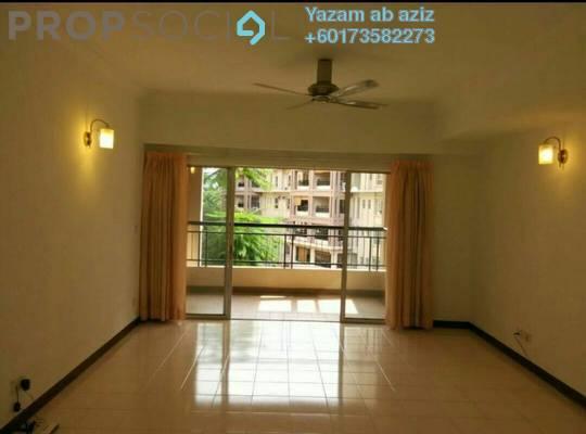 Condominium For Rent in Seri Maya, Setiawangsa Freehold Semi Furnished 0R/0B 2k