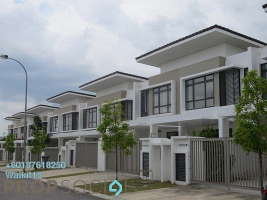 Terrace For Rent in The Valley West 2, Horizon Hills Freehold Semi Furnished 5R/5B 2k