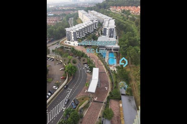 Condominium For Sale in Puteri Hills, Bandar Puteri Puchong Freehold Semi Furnished 3R/4B 990k