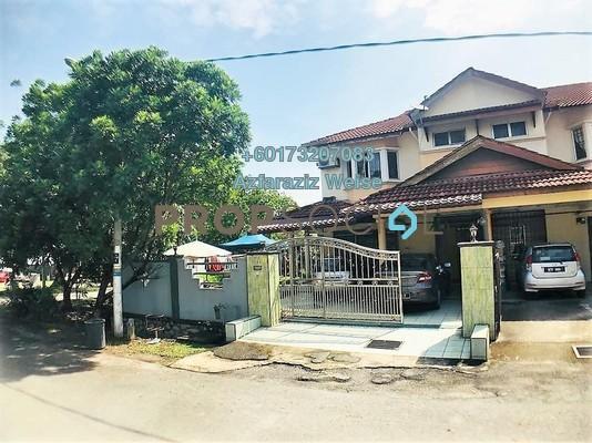 Terrace For Sale in Taman Tun Perak, Rawang Freehold Semi Furnished 4R/3B 830k