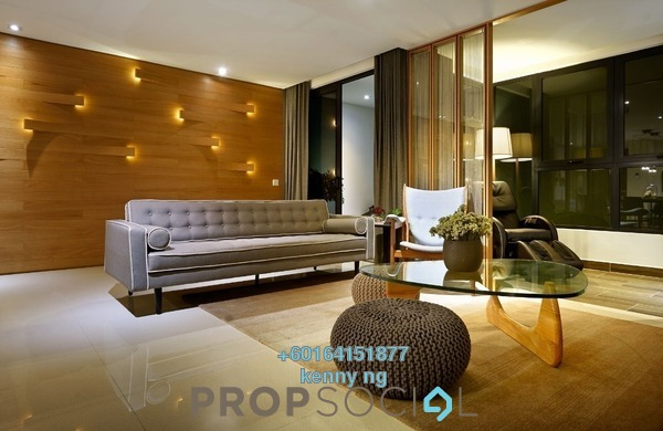 Condominium For Rent in The Rainz, Bukit Jalil Freehold Semi Furnished 4R/3B 2.8k