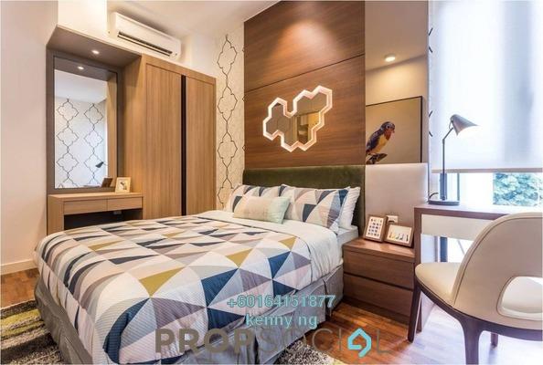 Condominium For Sale in Kaleidoscope, Setiawangsa Freehold Semi Furnished 3R/2B 645k