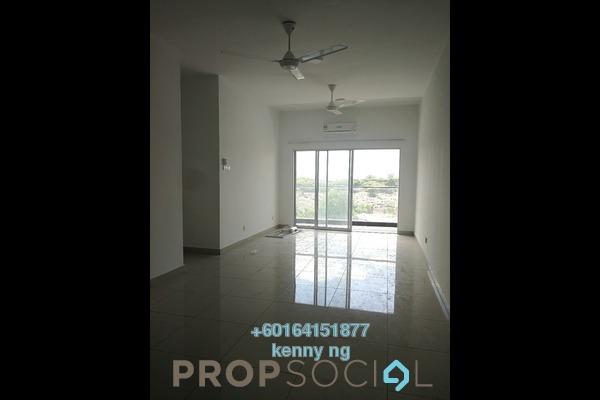 Condominium For Sale in Anyaman Residence, Bandar Tasik Selatan Freehold Semi Furnished 3R/2B 510k