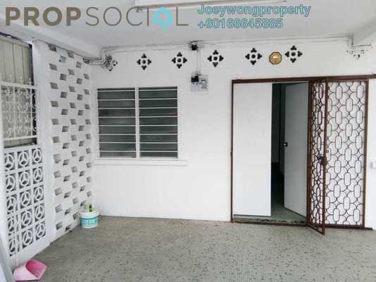 Terrace For Rent in Salak South Garden, Sungai Besi Freehold Semi Furnished 3R/2B 1.3k