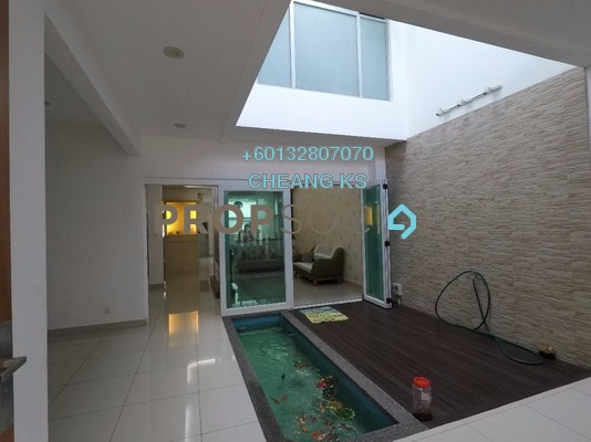Superlink For Sale in The Hills, Horizon Hills Freehold Semi Furnished 3R/4B 960k