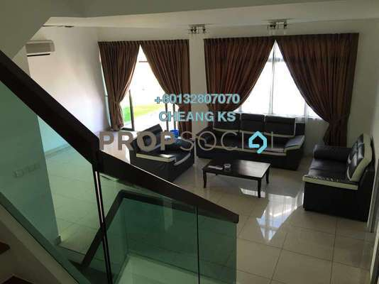 Semi-Detached For Rent in The Cove, Horizon Hills Freehold Fully Furnished 6R/5B 4k