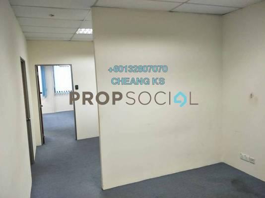 Office For Rent in Menara Zurich, Johor Bahru Freehold Unfurnished 0R/0B 3.52k