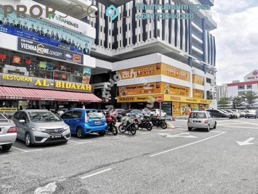 Condominium For Rent in KL Traders Square, Kuala Lumpur Freehold Unfurnished 3R/2B 1.5k