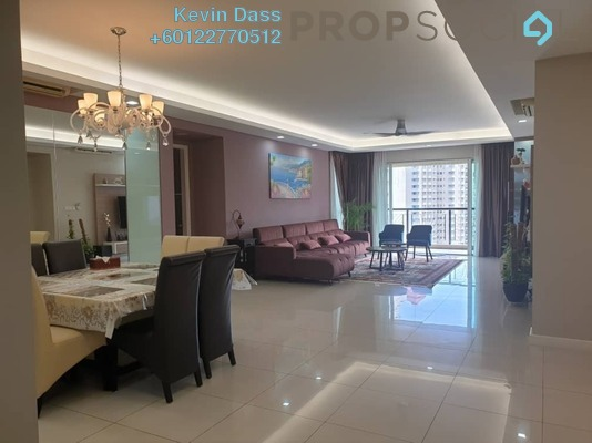 Condominium For Rent in Mont Kiara Banyan, Mont Kiara Freehold Fully Furnished 4R/5B 6.5k
