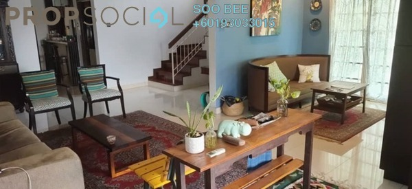 Terrace For Rent in BU4, Bandar Utama Freehold Fully Furnished 4R/3B 3k