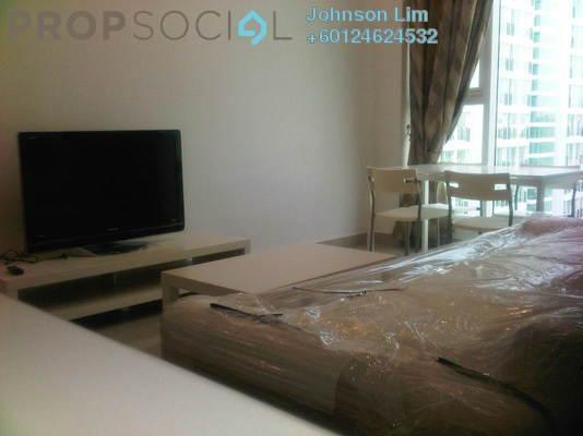 Duplex For Rent in The Scott Garden, Old Klang Road Freehold Fully Furnished 1R/2B 2.1k