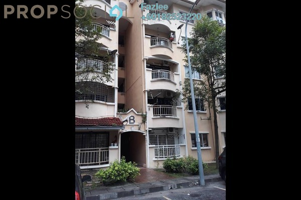 Apartment For Sale in Puchong Hartamas, Puchong Leasehold Unfurnished 2R/2B 250k