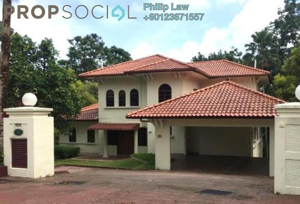 Bungalow For Rent in The Beverly Row, Putrajaya Freehold Semi Furnished 6R/6B 10k