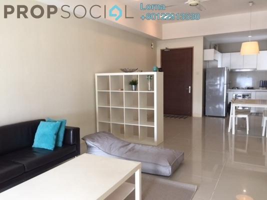 Condominium For Rent in Gaya Bangsar, Bangsar Freehold Fully Furnished 2R/2B 3.5k