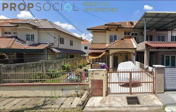 Terrace For Rent in PU12, Bandar Puchong Utama Freehold Semi Furnished 4R/3B 1.4k