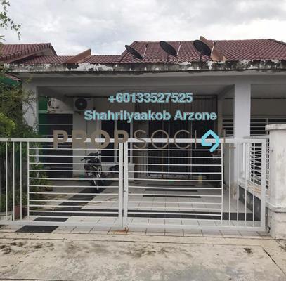 Terrace For Sale in Taman Nusari Aman, Bandar Sri Sendayan Freehold Semi Furnished 3R/2B 290k
