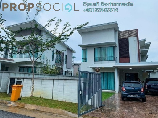 Semi-Detached For Sale in Aviva Green, Seremban 2 Freehold Unfurnished 5R/5B 1.6m