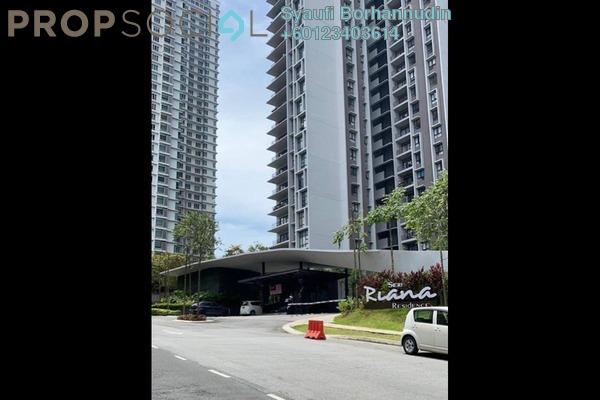 Condominium For Sale in Seri Riana Residence, Wangsa Maju Leasehold Semi Furnished 3R/4B 1.05m