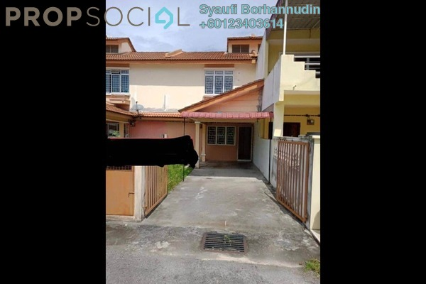 Terrace For Sale in Taman Putra Perdana, Puchong Freehold Unfurnished 4R/2B 420k