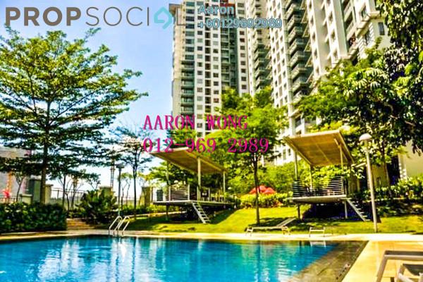 Condominium For Rent in Metropolitan Square, Damansara Perdana Freehold Fully Furnished 3R/2B 1.8k