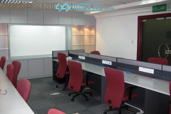 Office For Sale in Plaza Sentral, KL Sentral Freehold Fully Furnished 0R/0B 4.6m