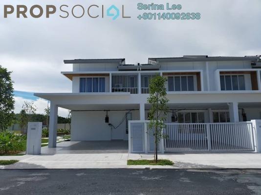 Terrace For Sale in Hessa @ Tiara Sendayan, Bandar Sri Sendayan Freehold Unfurnished 4R/3B 451k