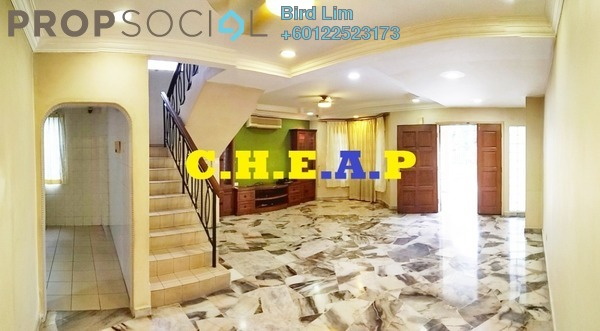Terrace For Rent in Taman Taynton View, Cheras Freehold Semi Furnished 4R/3B 2.5k