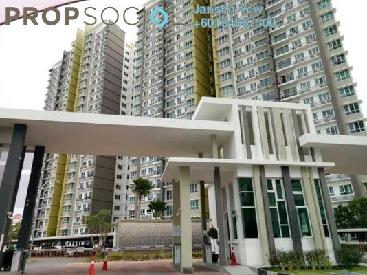 Condominium For Sale in One Imperial, Sungai Ara Freehold Fully Furnished 3R/2B 538k