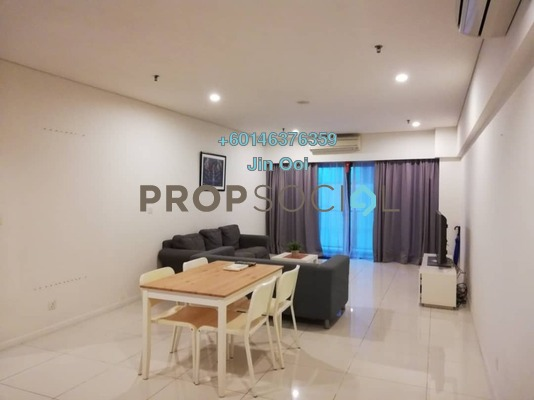 Condominium For Sale in Summer Suites, KLCC Freehold Fully Furnished 2R/2B 800k