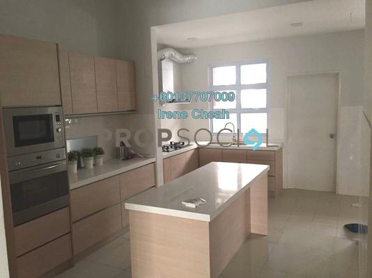 Terrace For Sale in Damai Residences, Kota Kemuning Freehold Semi Furnished 4R/4B 880k