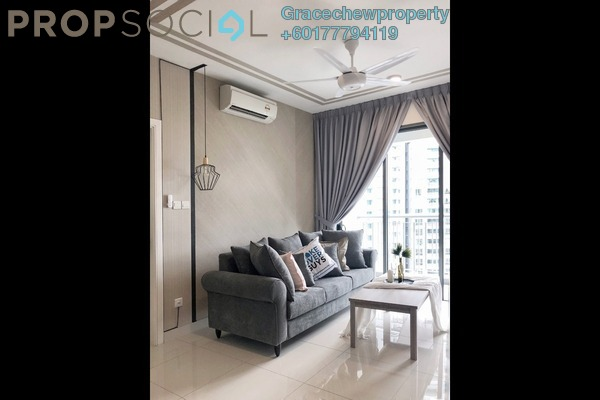 Serviced Residence For Rent in Teega, Puteri Harbour Freehold Fully Furnished 1R/1B 1.6k